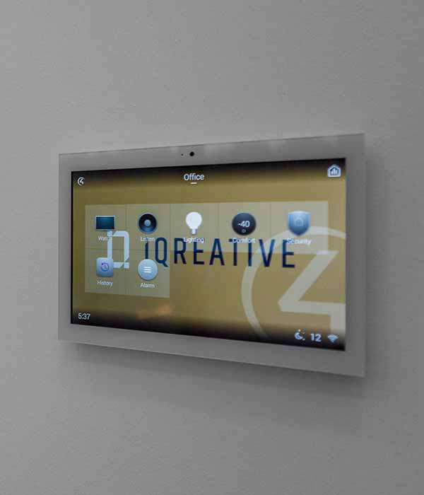 touchpanel control4